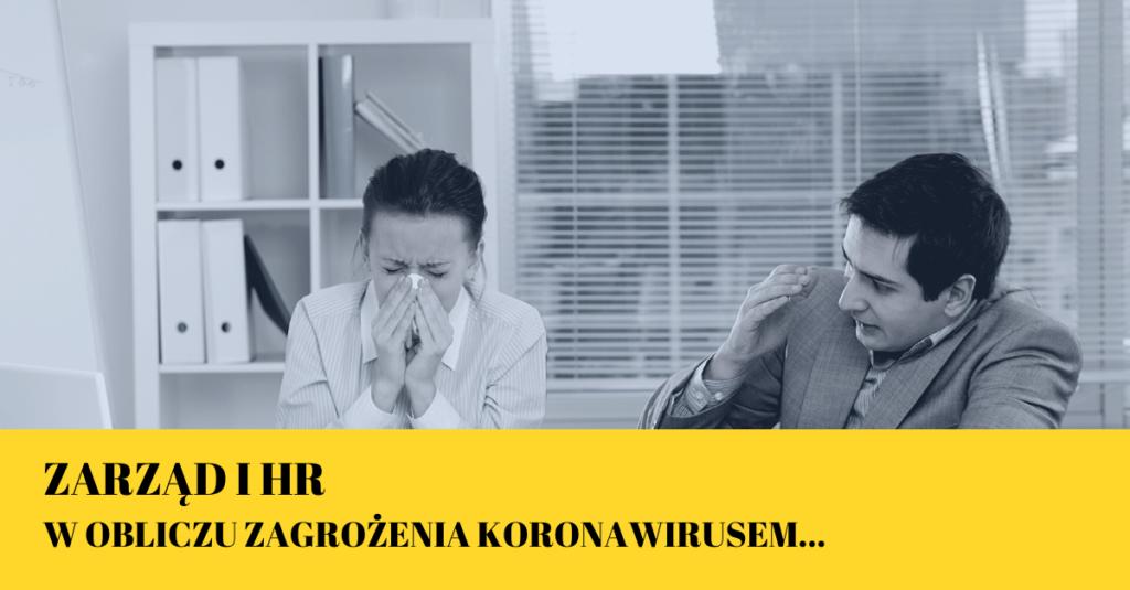 Zagrożenia koronawirusem
